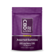 CBD Living Gummies Grab Bag