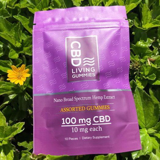 CBD Living Gummies Grab Bag
