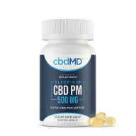cbdMD PM Softgel Capsules