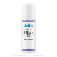 cbdMD Freeze Roll-On 300mg