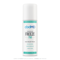 cbdMD Freeze Roll-On 750mg
